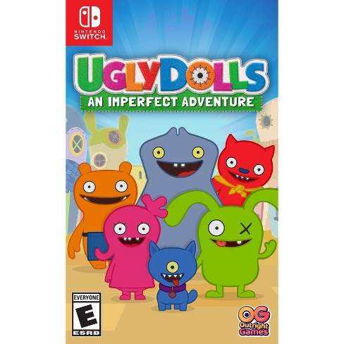 Ugly Dolls: An Imperfect Adventure - Nintendo Switch - image 1 of 4