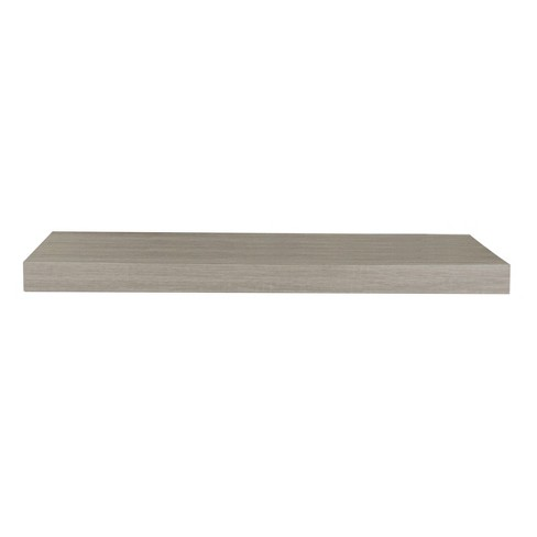 Wall Shelf - Gray Wash - image 1 of 3