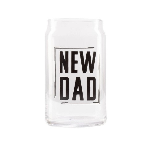 Pearhead New Dad Beer Glass - image 1 of 4