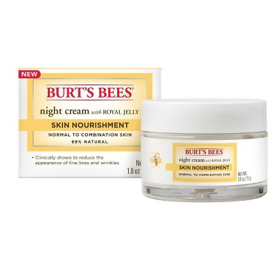 burts bees skin care