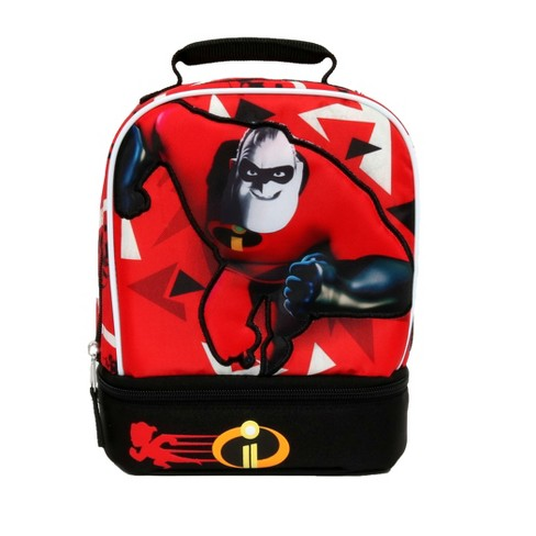 0270802bb8f Incredibles 2 Lunch Tote - Black   Target