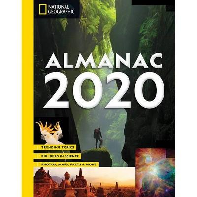National Geographic Almanac 2020 - (Paperback)