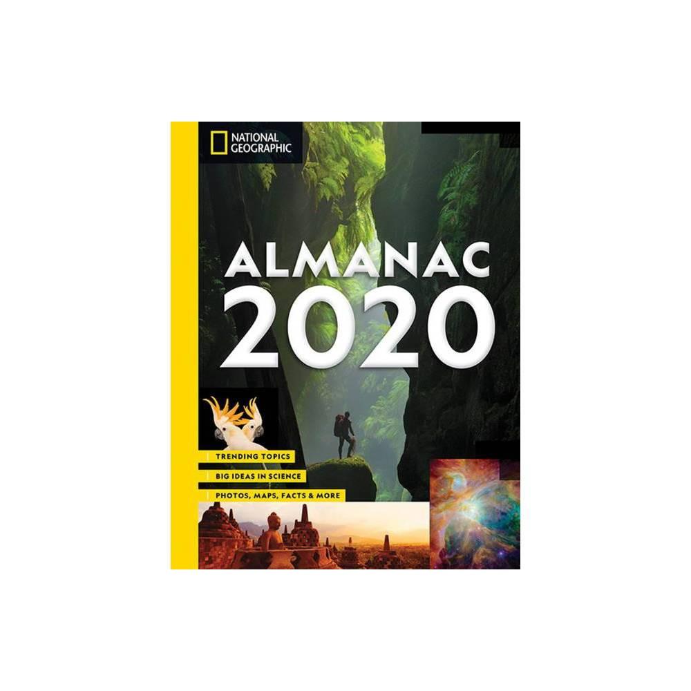 National Geographic Almanac 2020 Paperback