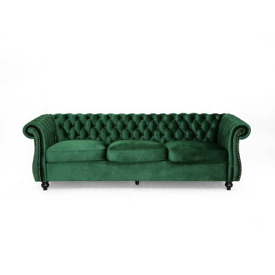 Somerville Chesterfield Sofa - Christopher Knight Home