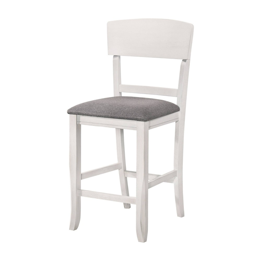 Promos Set of 2 Summerland Padded Seat Counter Height Chair  - HOMES: Inside + Out