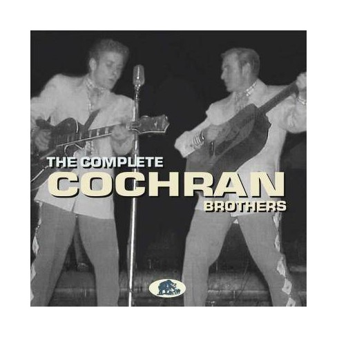 Cochran Brothers - Complete Cochran Brothers (CD) - image 1 of 1