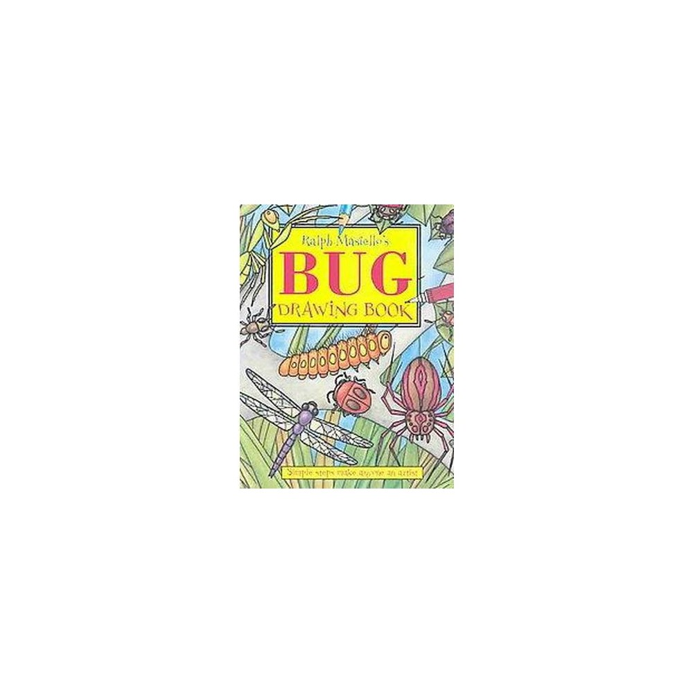 Bug Drawing Book (Paperback) (Ralph Masiello)