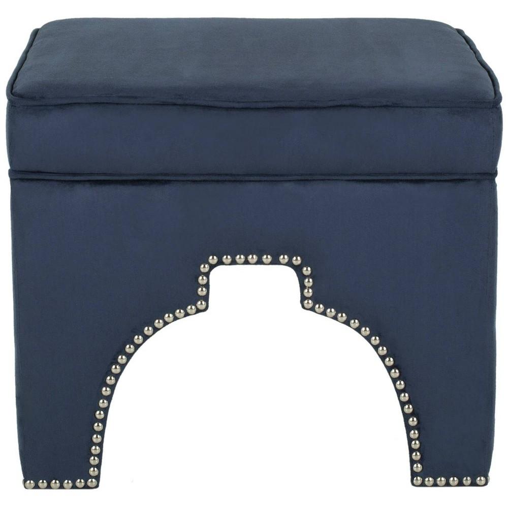 Ottoman Navy (Blue) - Safavieh