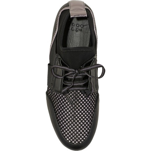 569e97099b3f Women s Deena Lace Up Sneakers - A New Day™ Black 9   Target