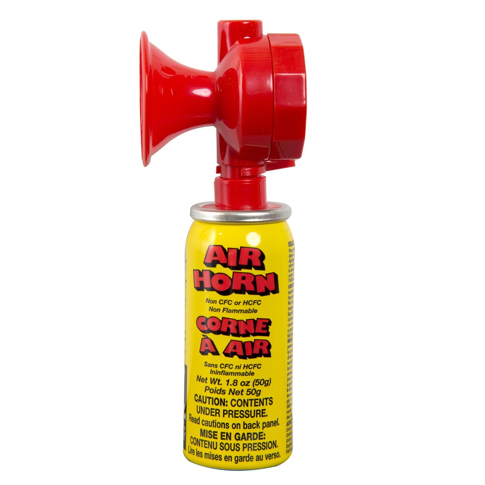 Party Favour Air Horn, Yellow