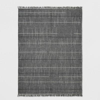 Linden Stripe Outdoor Rug Gray - Project 62™