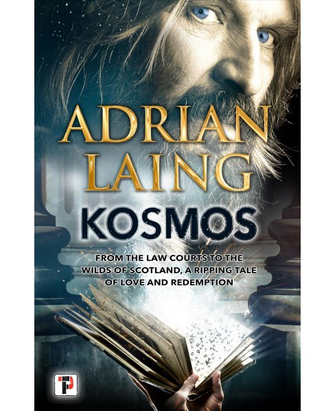 Kosmos -  New (Fiction Without Frontiers) by Adrian Laing (Hardcover) - image 1 of 1