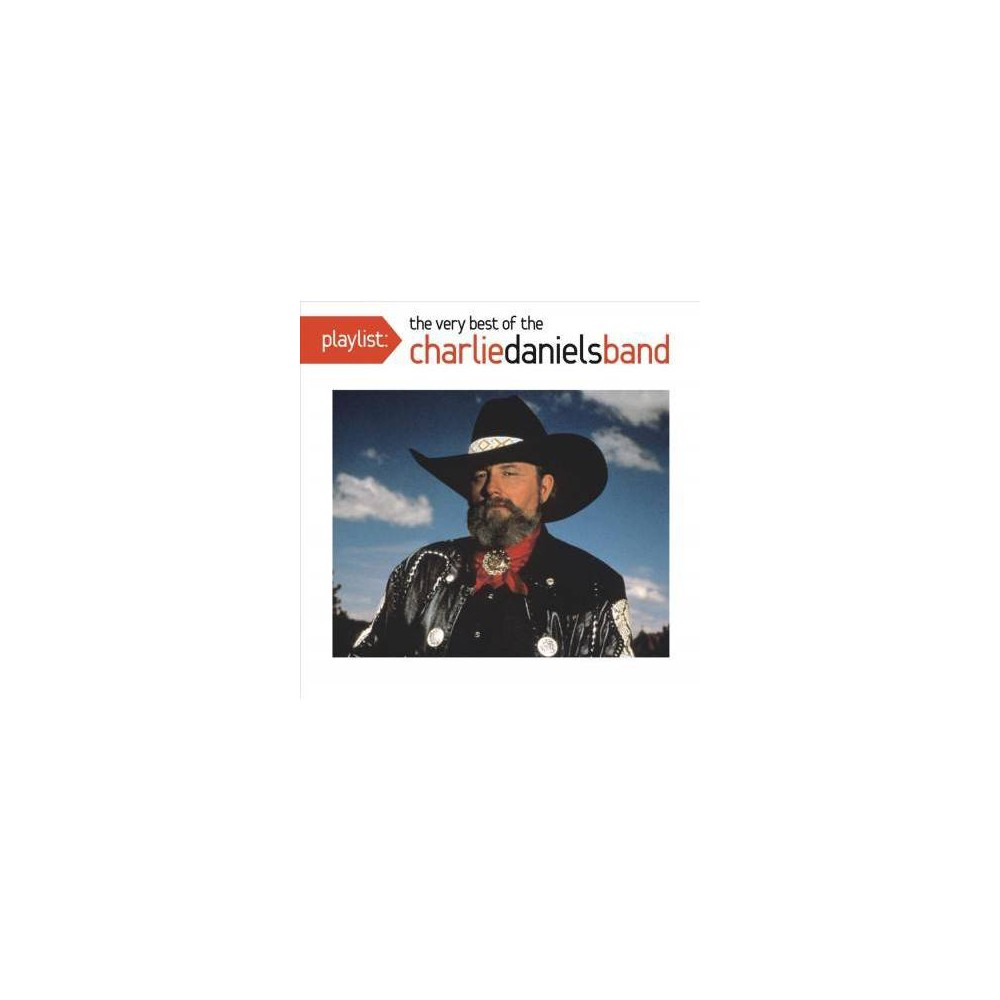Charlie Daniels - Playlist:Very Best Of The Charlie Dan (CD)