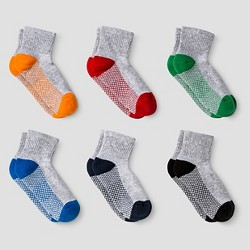 Boys' Athletic Socks - Cat & Jack™