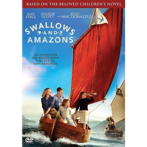 Swallows & Amazons (DVD) - image 1 of 1