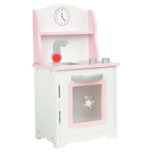 "Olivia's Little World - Little Princess 18"" Doll Furniture - Sweet Pink Kitchen - image 1 of 8"