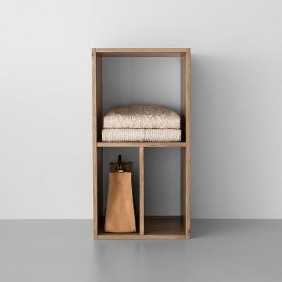 3 Shelf Closet System Natural   Made By Design™ : Target