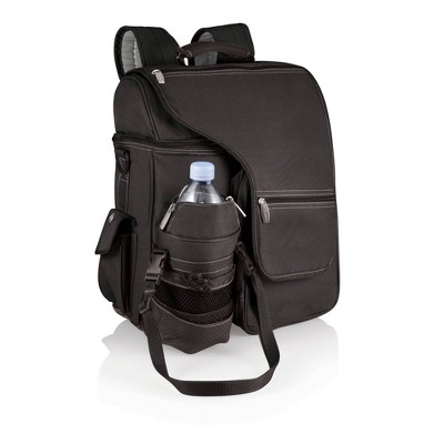 Picnic Time Turismo Backpack Cooler - Black