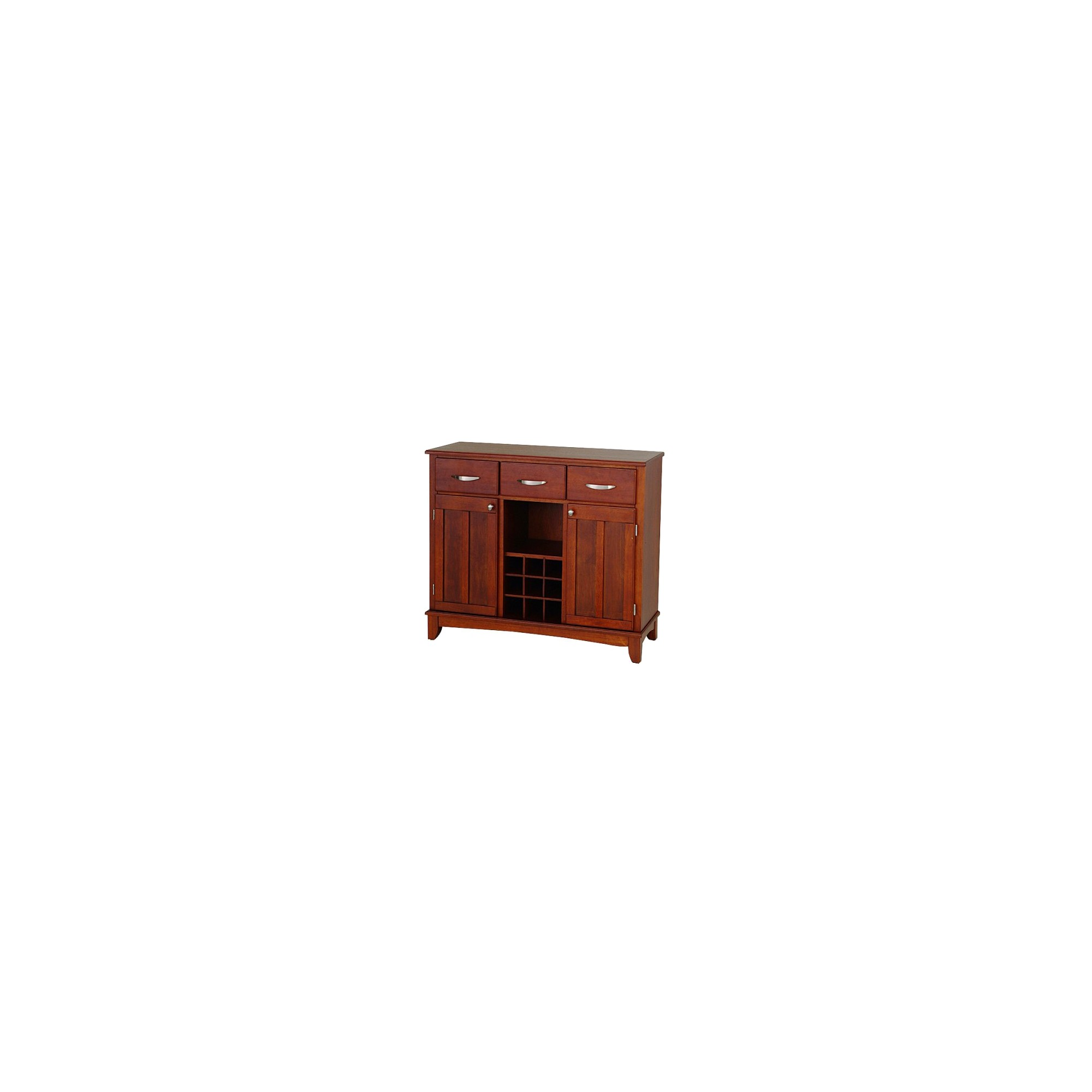 Hutch-Style Buffet Wood/Cherry - Home Styles