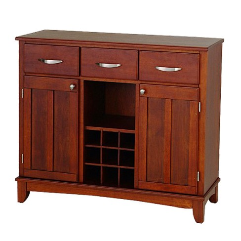 Hutch-Style Buffet Wood/Cherry - Home Styles - image 1 of 1