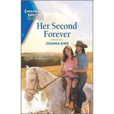 Her Second Forever - (Brands of Montana) by  Joanna Sims (Paperback)