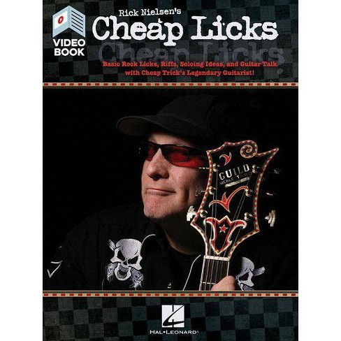 Rick Nielsen's Cheap Licks - (Paperback) - image 1 of 1