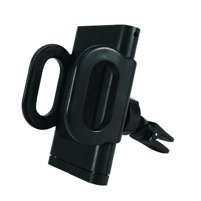 Macally Phone Holder With Vent Clamp and Kick Stand Mount