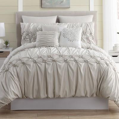 8-Piece Comforter Set Morgan.