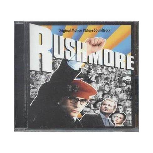 Original Soundtrack - Rushmore (OST) (CD) - image 1 of 1