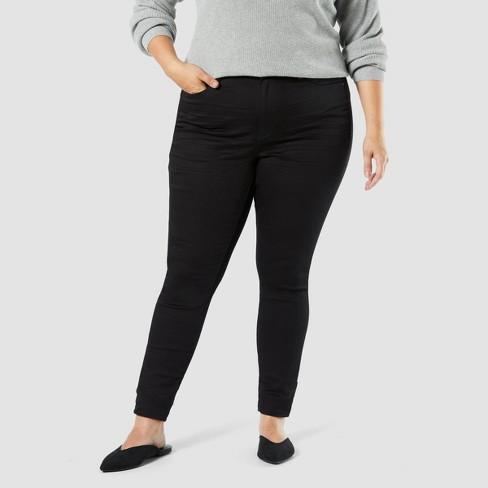 DENIZEN® from Levi's® Women's Plus Size Modern Skinny Jeans - Black Pearl - image 1 of 3