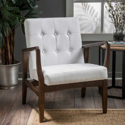 Callahan Mid Century Club Chair - Christopher Knight Home : Target