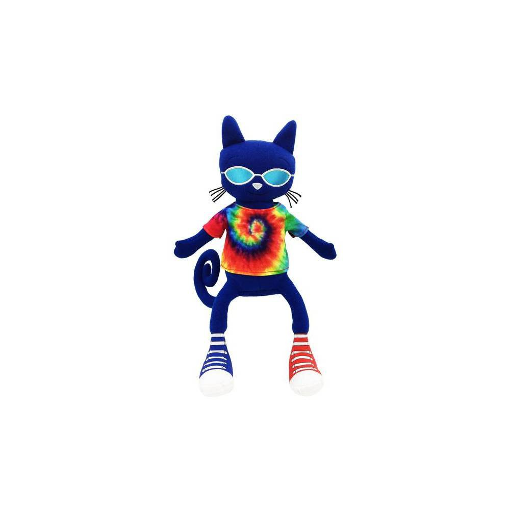 Pete The Cat Gets Groovy Doll By James Dean Soft Toysoft Or Plush Toy