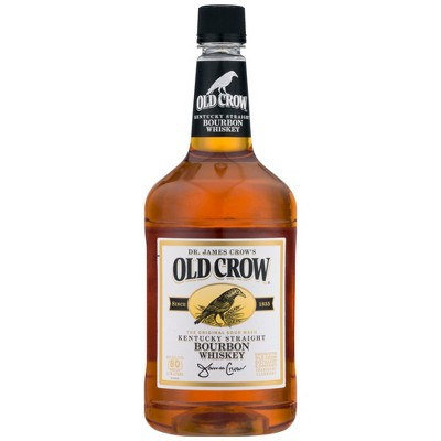 Old Crow Bourbon Whiskey - 1.75L Bottle
