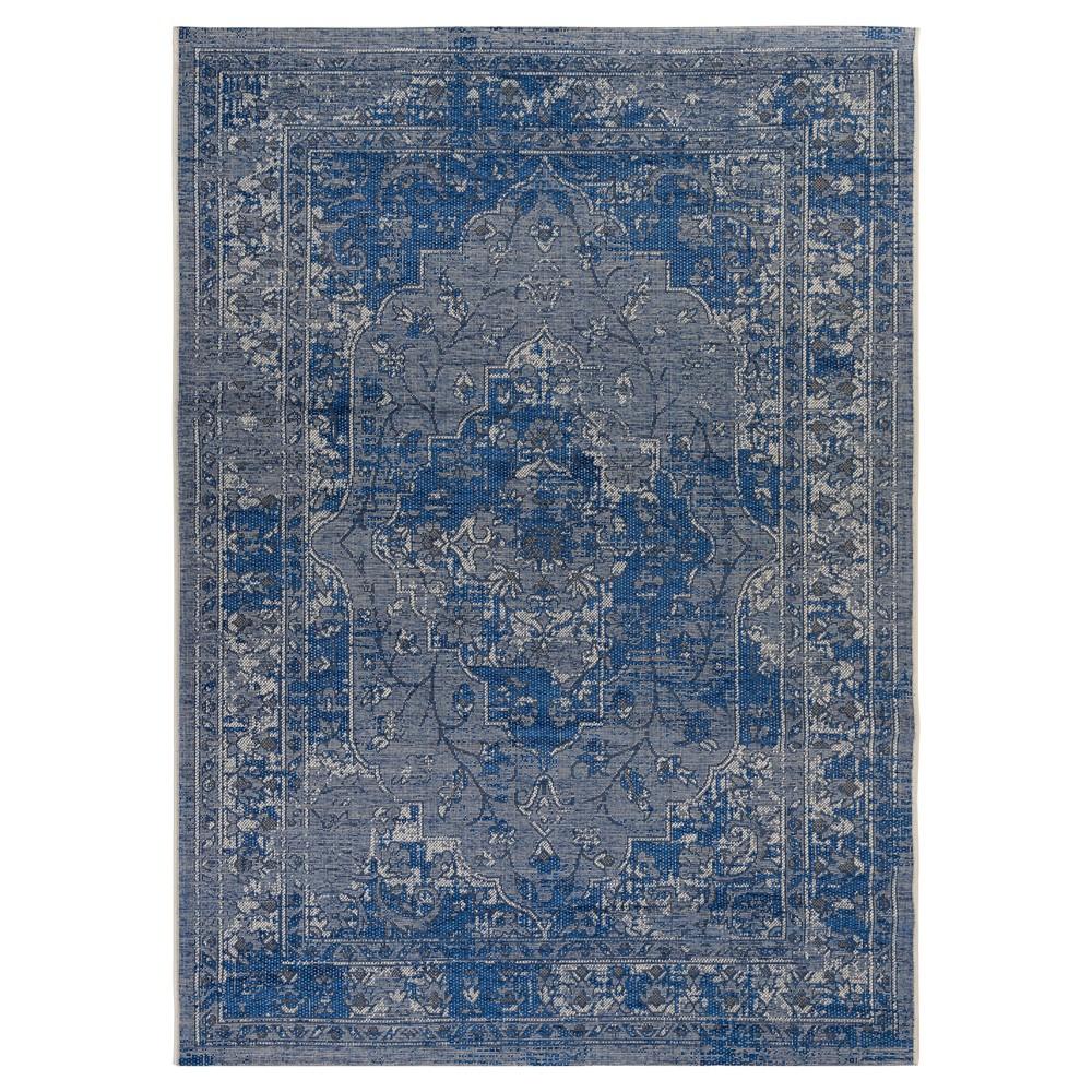 Teige Area Rug - Blue/Gray (8' X 11') - Safavieh