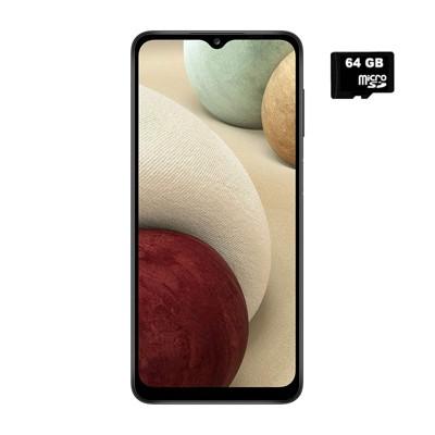 Samsung Galaxy A12 64GB ROM 3GB RAM  A125 Dual Sim GSM Unlocked International Model Smartphone w/ BONUS 64GB SD Card