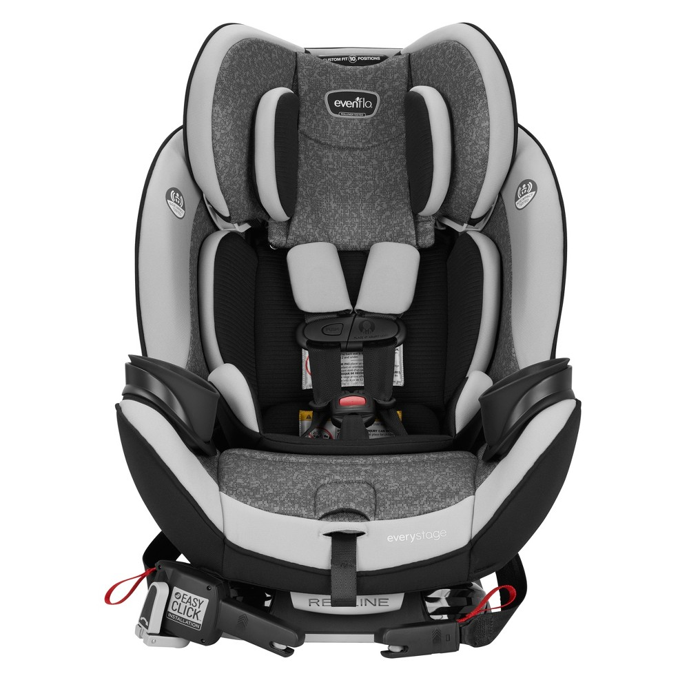 Image of Evenflo EveryStage DLX 3-in-1 Convertible Car Seat - Latitude
