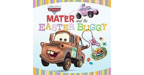 Mater and the Easter Buggy (Hardcover) by Kirsten Larsen - image 1 of 1