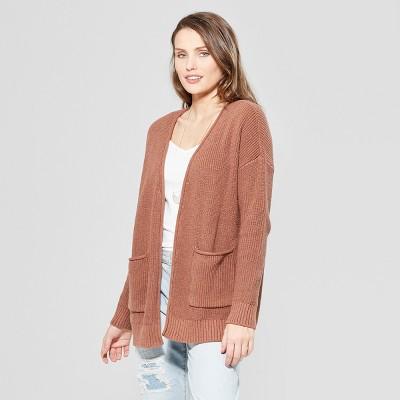 Women's Long Sleeve Open Layering Cardigan   Universal Thread  Universal Thread by Universal Thread