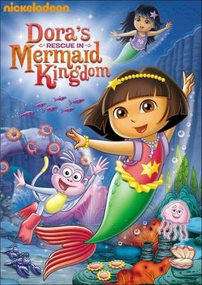 Dora the Explorer: Dora's Rescue in Mermaid Kingdom (DVD)