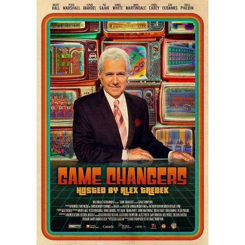 Game Changers (DVD) - image 1 of 1
