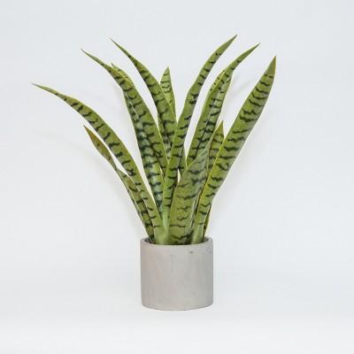 Artificial Plant Snake Plant - Lloyd & Hannah