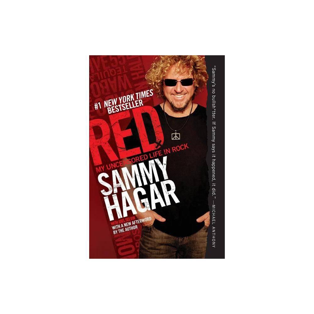 Red By Sammy Hagar Paperback