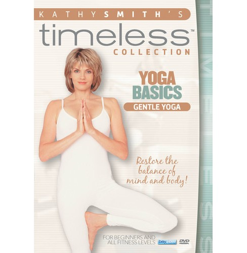 Kathy Smith Timeless Collection:Yoga (DVD) - image 1 of 1