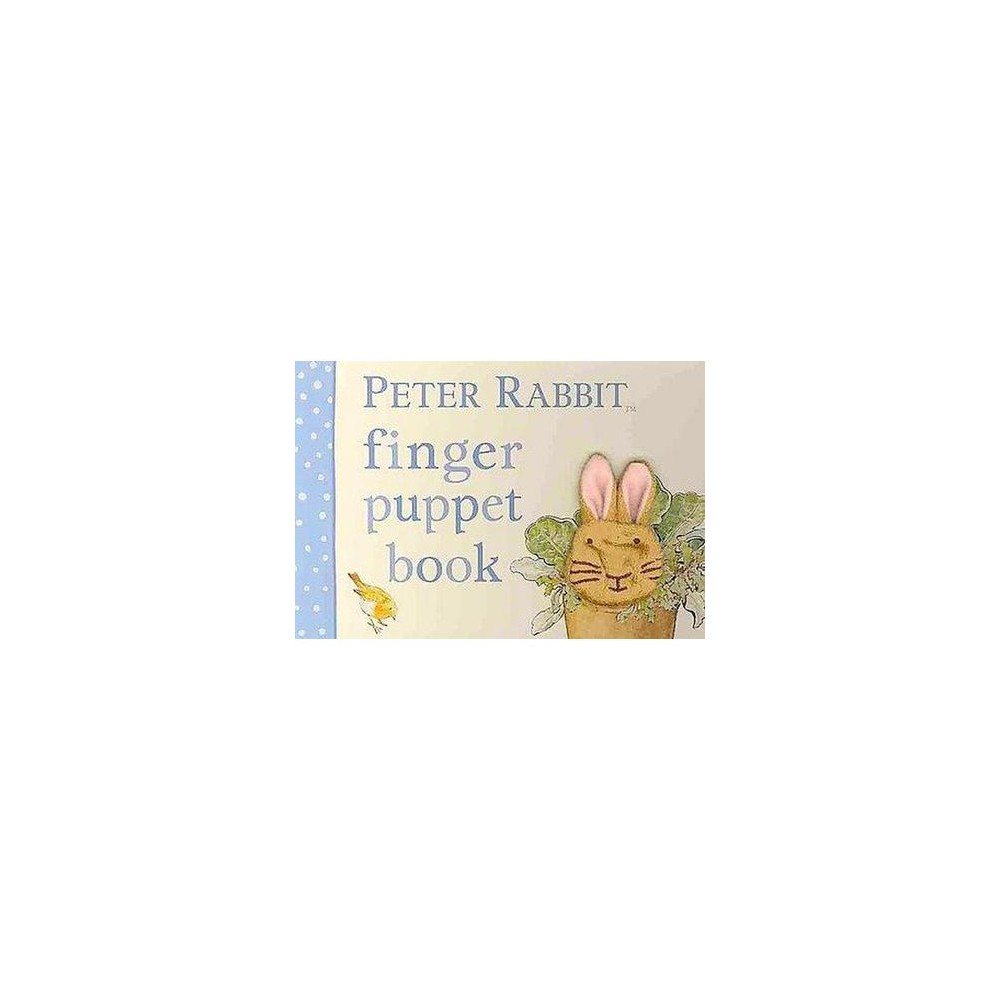 Peter Rabbit Finger Puppet Book (Hardcover) (Beatrix Potter)