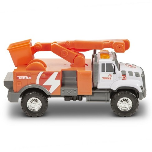 Tonka Mighty Fleet Cherry Picker Rescue Vehicles - image 1 of 2