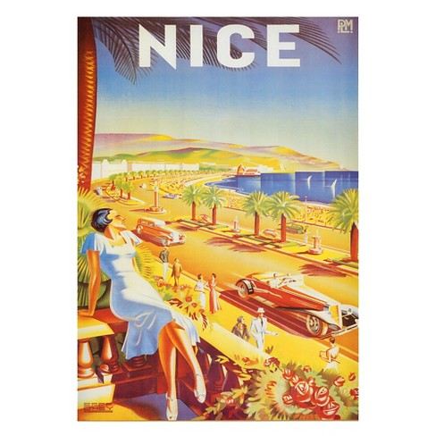 Art.com Nice by DHey - Art Print - image 1 of 2