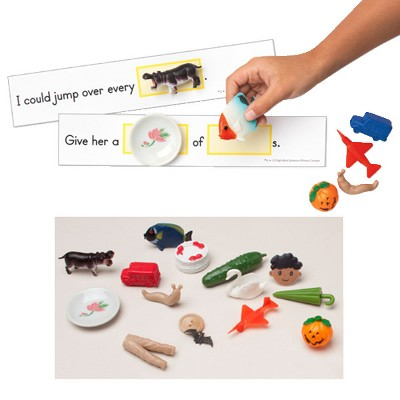 Primary Concepts 3-D Sight Word Sentences Reading Kit, 35 pc, Grade 1