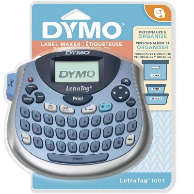 DYMO Label Maker Table Top LetraTag 100T