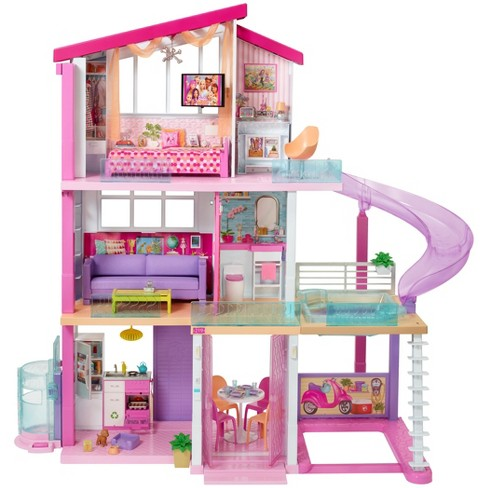 Incredible Barbie Dreamhouse Playset Download Free Architecture Designs Rallybritishbridgeorg