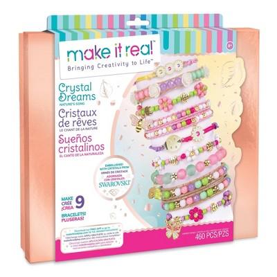 make it real Crystal Dreams Natures Song Bracelet Kit